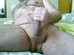 Big dick daddy cumming