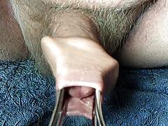 Morning foreskin