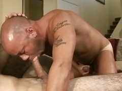 Boy makes love a daddy