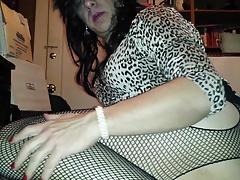 CD Slut April Begging for Cock