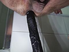 Dick Rambone deep in Ass