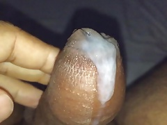 Hot and thick cum