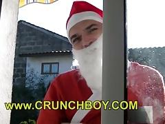 monster cock xxl of santa claus creampiie bareback arab twin