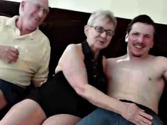 Uninhibited Granny