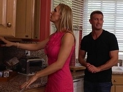 Tanya Tate gets fucked by her son's well-recognized