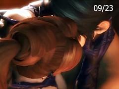 Kunoichi 2 Beastly Bacchanalia detailed review - Vicious