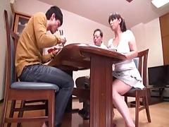 Cfnm, Japonés, Madres para coger, Mamá