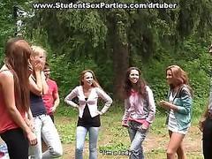 In den arsch, Hochschule, Fingern, Party