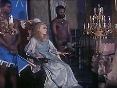 Poilue, Italienne, Orgie, Rétro ancien