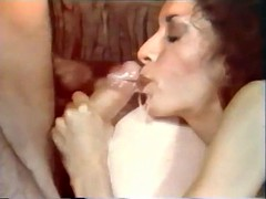 Sperma shot, Sperma in gezicht, Oud