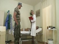 Daria Bisex Army Nurse