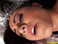 amateur girlfriend assfucked doggystyle anal