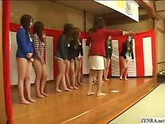 New Japanese Employees Strip From Waist Down At Weekend Retreat