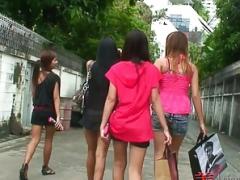 Far eastern Candy Shop Girls
