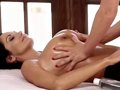 Nuru massage, oily massage, tons of happy endings