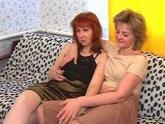 Vrouw, Rijpe lesbienne