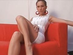 Brunette Tease & Just Strips - 2