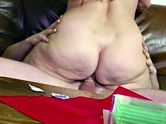 German Step-Son Seduce Mom to get First Fuck and Lost Virgin