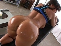 It is each and all about her heavyweight ass