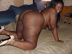 Africain, Nana, Noire, Noir ébène, Softcore