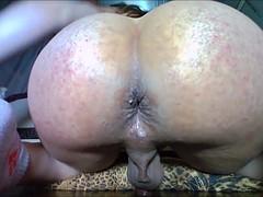 Gaping (Creampie) argentina Trans