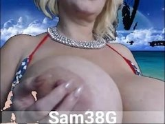 Live cam show for members of my site.