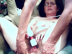 Leie, Klaffend, Masturbation, Muschi