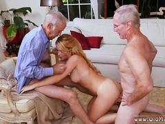 Iwia old man Frankie And The Gang Tag Team A Door To Door Saleswoman