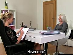 Audition, Lesbienne, Strapon