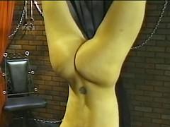 緊縛, フェムドム, 乳首, スパンキング
