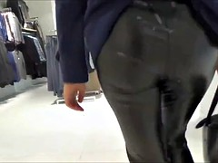 Bull takes wife to the mall