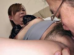 Asiatisch, Blasen, Japanische massage