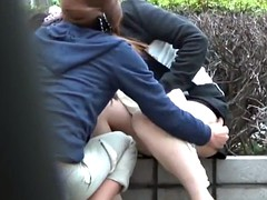 Японки, Молоденькие, Подглядывание