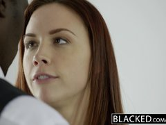 BLACKED Friends Jade Nile and Chanel Preston Enjoy BBC Together