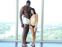 Interracial, Actrice du porno