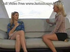 Babysitter with eager mom and cock.
