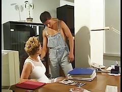 Anaal, Blond, Seksspeelgoed, Duits, Moeder die ik wil neuken, Nat
