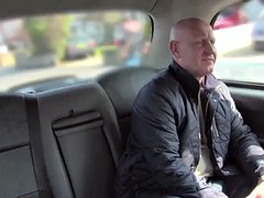 Female Fake Taxi Cabbie loves paramedics big cock
