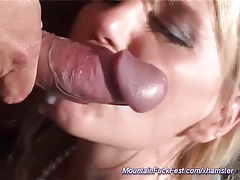german Milf anal sex in the mountains