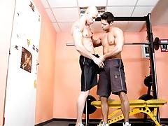 Schwul, Hd, Muskel
