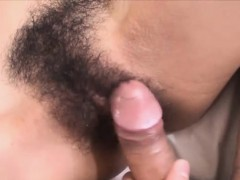 Asari Shirahama Hairy Pussy Banged