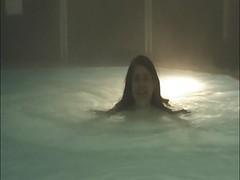 Orgasm In A Public Pool! - Clip