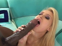 Blonde Broad Sizeable BBC