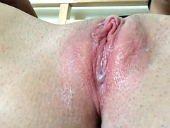 Tight wet cunts and pulsing pussies fingered hard