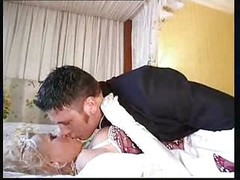 Big Titty Bride Backdoor Get down and dirty