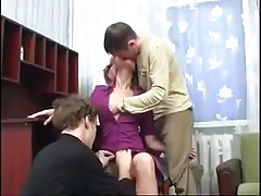 STP4 Mom Says Her Boys Must Cum First !