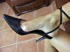 Fuck my arch in heels