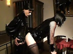 Fucked By The Rubber Governess