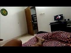 Desi hindu girl akriti blows her friend riyaz