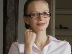 It probably is absolutely charming clip of 18yo slender teacher unclothing